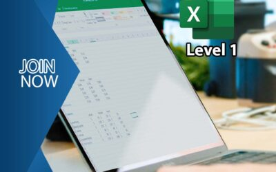 Microsoft Office Excel 2016 – Level 1